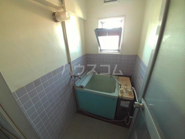 マンションTU 202号室の風呂