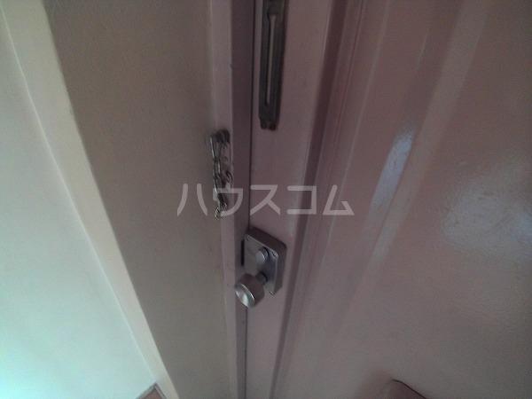 マンションTU 202号室のセキュリティ