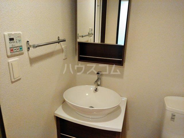 リブリ・エムール 204号室の洗面所