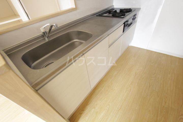 S-RATIO 103号室のキッチン