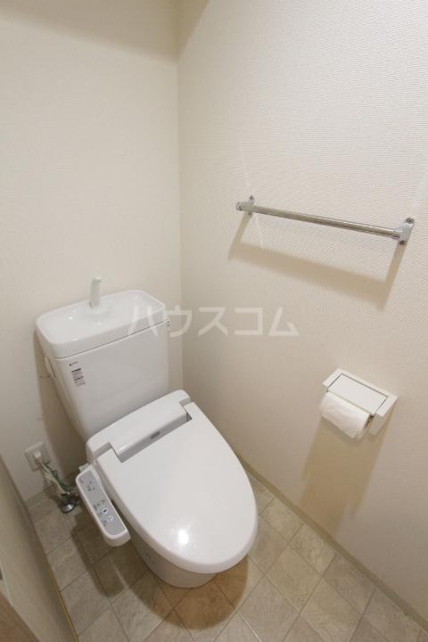 S-RATIO 103号室のトイレ