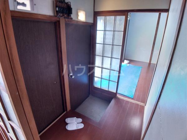 梅園町貸家Ⅰ 1号室の居室