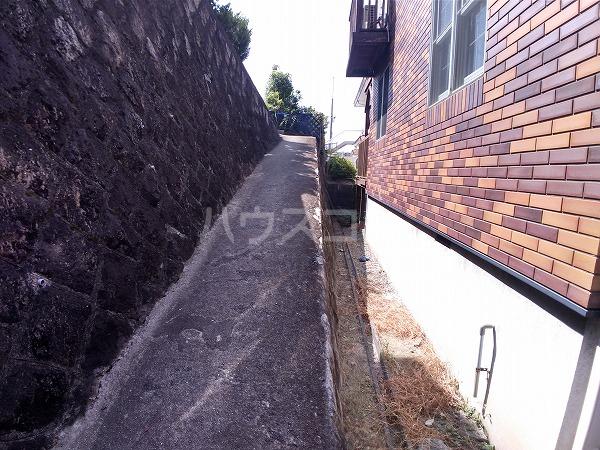 梅園町貸家Ⅰ 1号室のキッチン