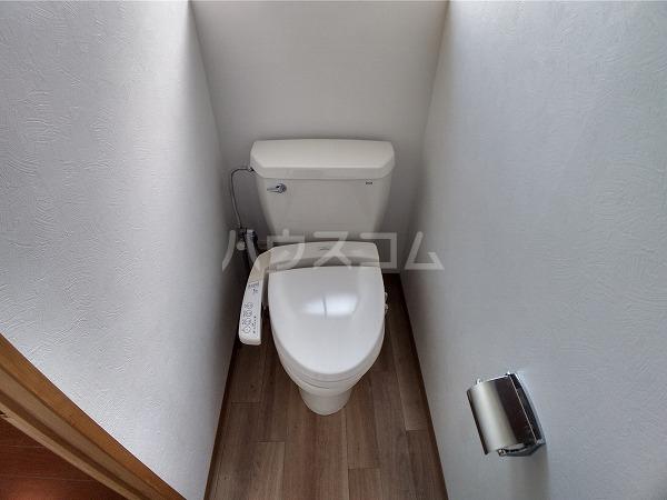 梅園町貸家Ⅰ 1号室のトイレ