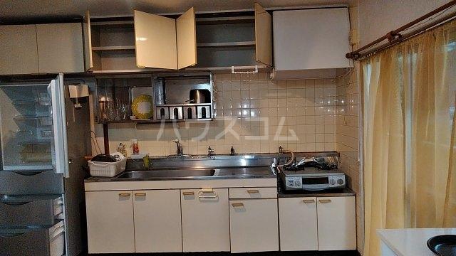 高塚団地1-2-106 106号室のキッチン