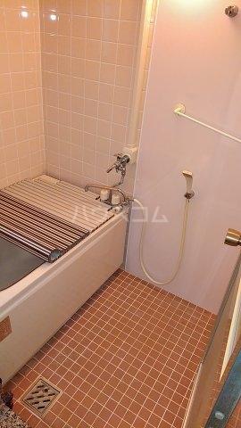 高塚団地1-2-106 106号室の風呂