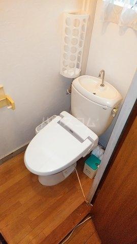 高塚団地1-2-106 106号室のトイレ