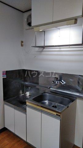 アルスコーポ 102号室のキッチン