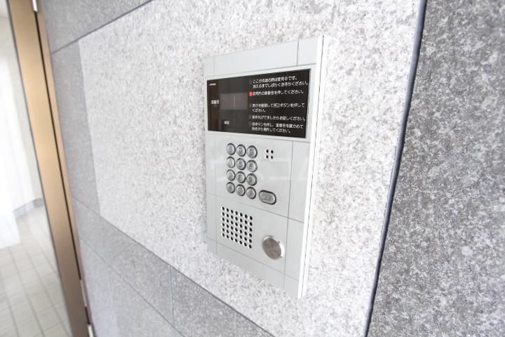 ラルーチェ若宮 203号室のセキュリティ