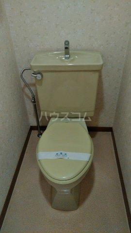 アルカディア・Ⅱ 1303号室のトイレ