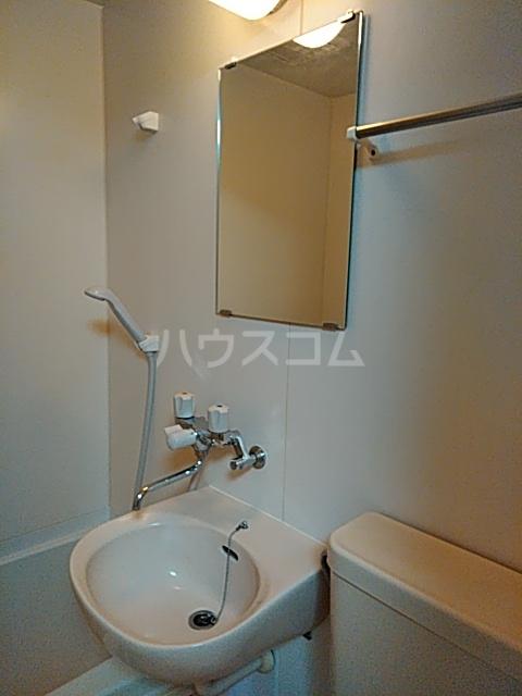 プチメゾンⅡ 212号室の洗面所
