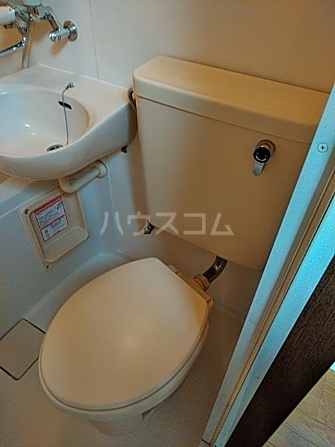 プチメゾンⅡ 212号室のトイレ