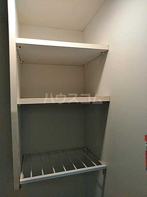 プチメゾンⅡ 212号室の収納