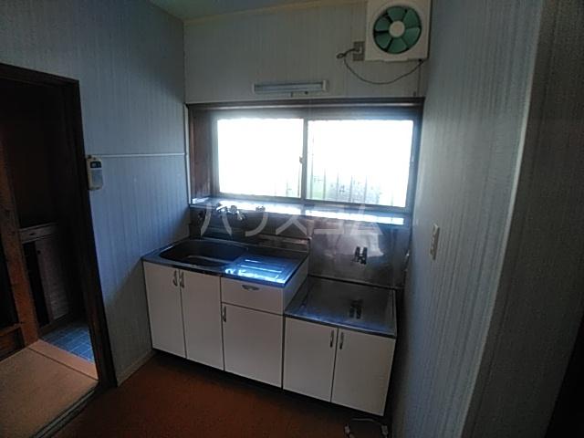 西大友町森下貸家のキッチン