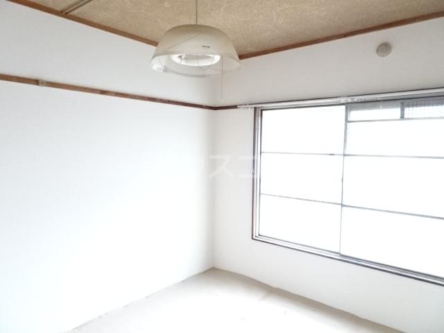 永覚コーポ 104号室のベッドルーム