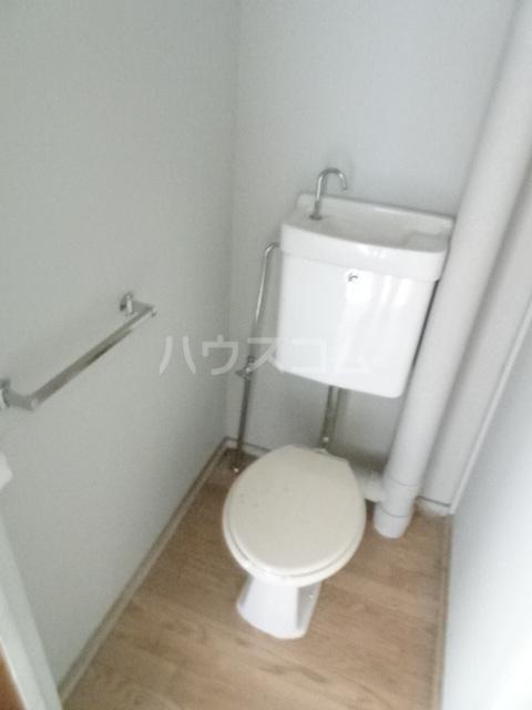 永覚コーポ 104号室のトイレ