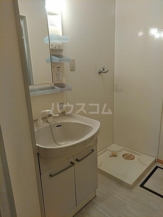 サザンクロス 105号室の洗面所