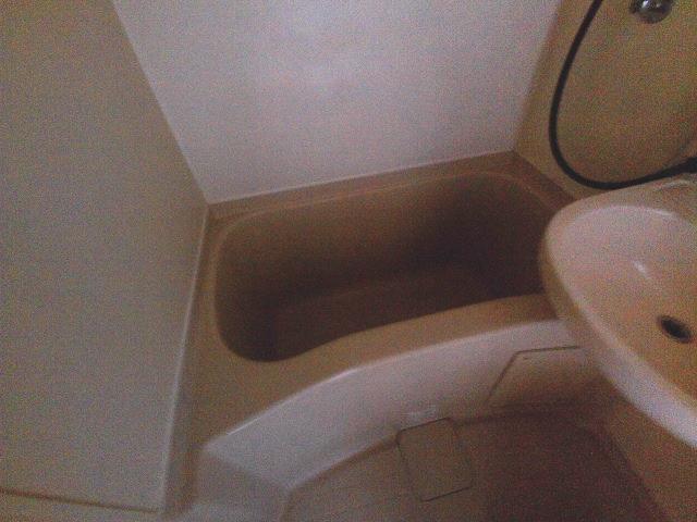 ジュネス芦谷 1-8号室の風呂