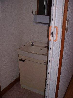 メゾンラスタァ南 102号室の風呂