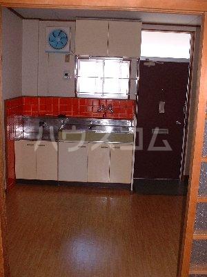 メゾンラスタァ南 102号室の洗面所