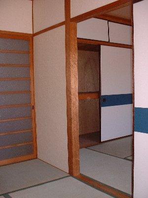メゾンラスタァ南 102号室の景色