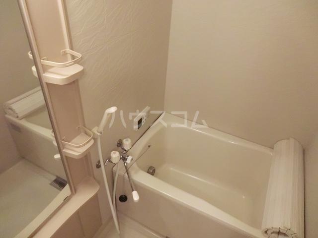 アメニティーB 202号室の風呂