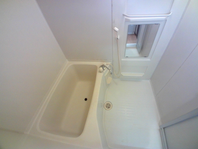 ロイヤル宝六 202号室の風呂