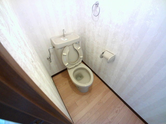 ロイヤル宝六 202号室のトイレ