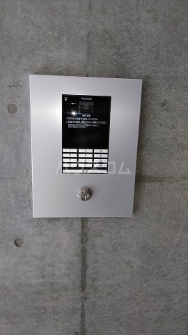 エスセナーリオ等々力 203号室のセキュリティ