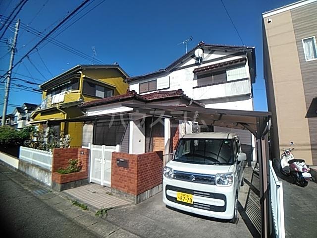 中島借家の外観