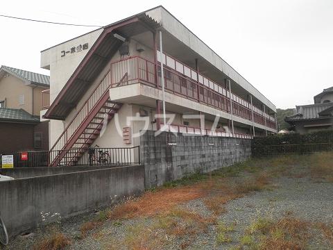 コーポ堂前 101号室の外観