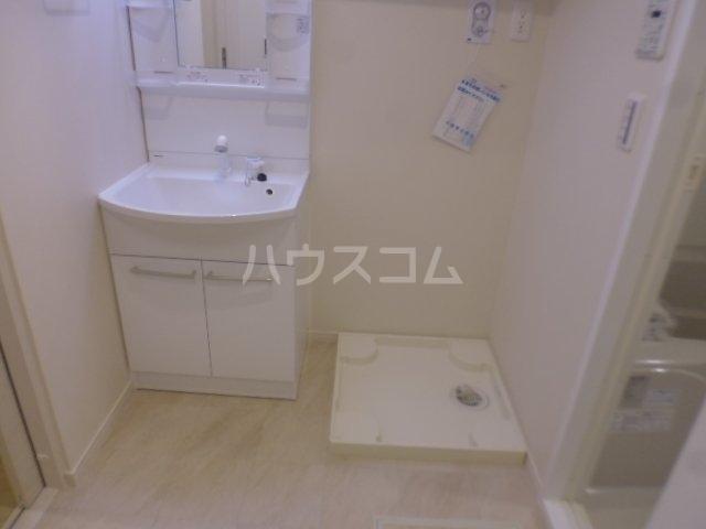 (仮)本町3丁目計画 201号室の洗面所