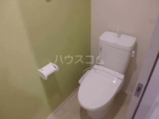 (仮)本町3丁目計画 201号室のトイレ