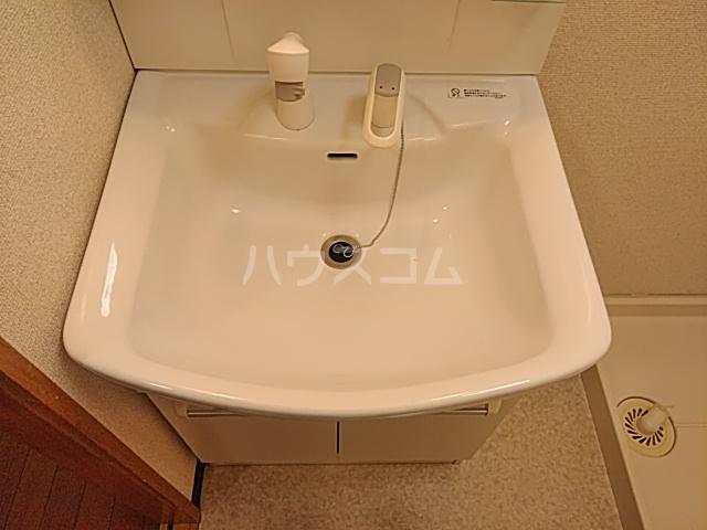 アルカディアタウン 104号室の洗面所