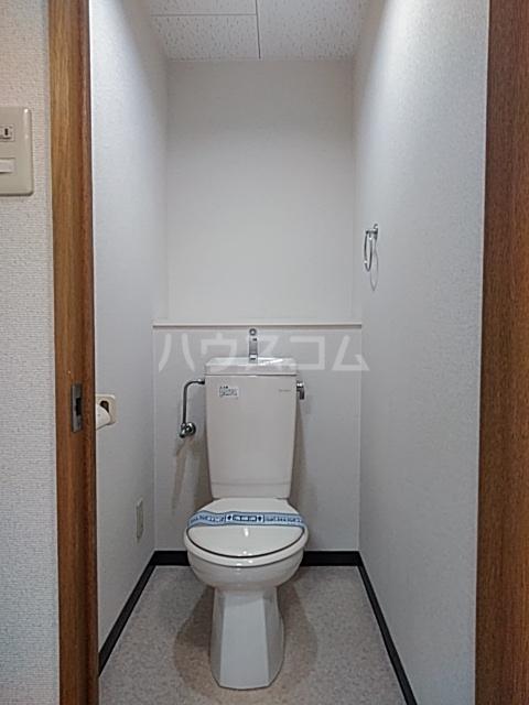 アルカディアタウン 104号室のトイレ