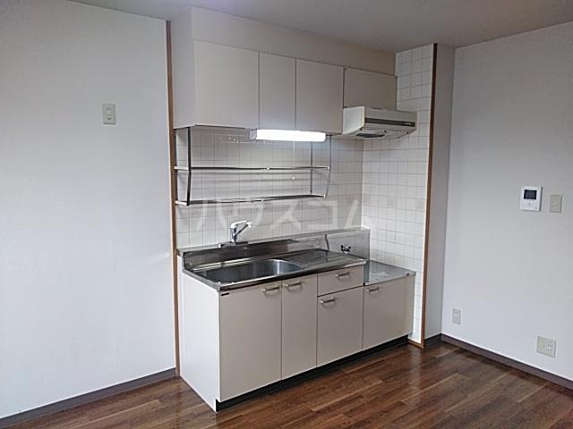 アルカディアタウン 104号室のキッチン