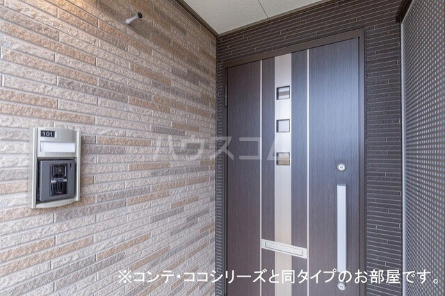 フォレスト 横須賀 01010号室の玄関