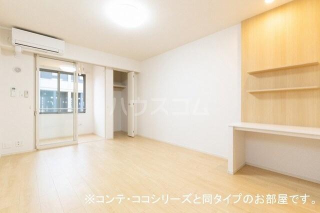 フォレスト 横須賀 01010号室のベッドルーム