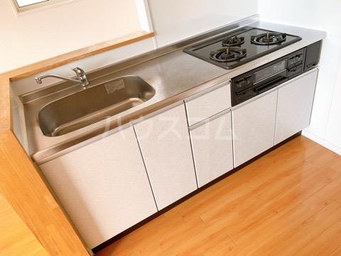 ASUKA 205号室のキッチン