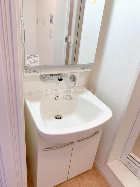 ASUKA 205号室の洗面所
