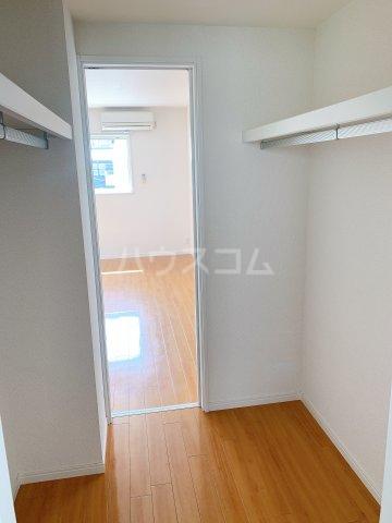ASUKA 205号室の収納
