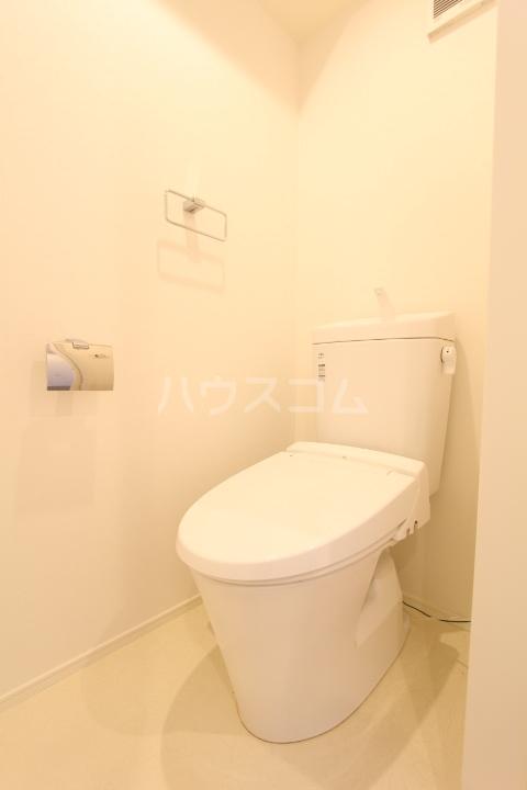エル山之手 103号室の洗面所
