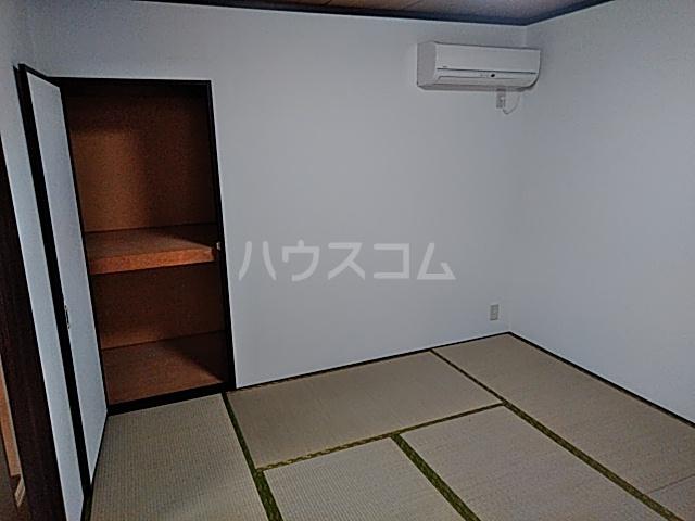 レジダンスカルム 201号室の居室