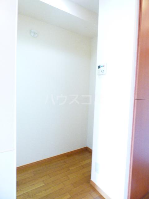ベリーノ 205号室の収納