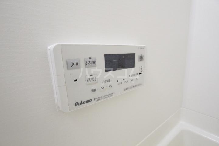 エバーハイツA 105号室の設備