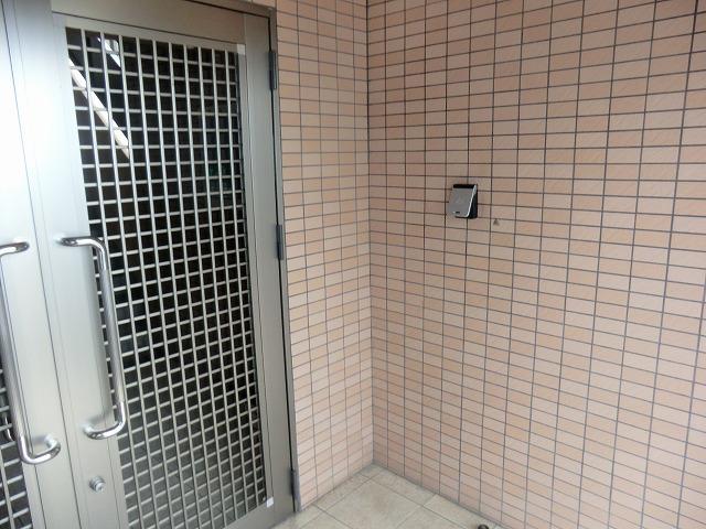A.City美園 205号室のセキュリティ