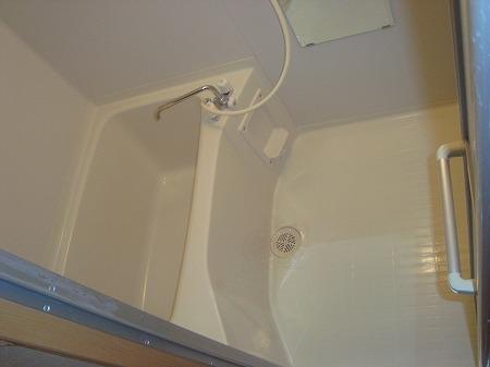 A.City美園 205号室の風呂