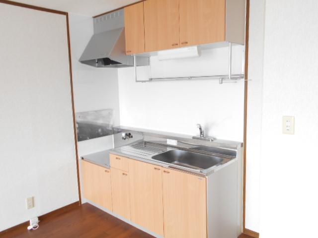 シャドロン 101号室のキッチン