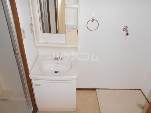 シャドロン 101号室の洗面所