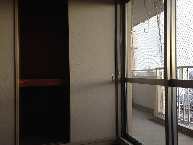第二大嶽ビル 405号室の収納